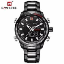 9d7bd90cb6e Relógios Naviforce a prova d água ORIGINAL