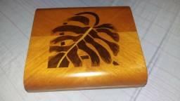 Porta Jóia em Madeira de Lei