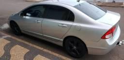 Civic 1.8 FLEX Lxs 2007 - 2007