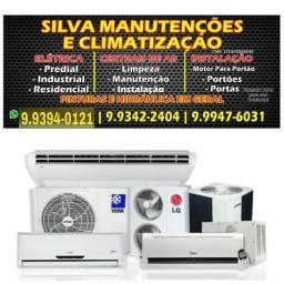 Silva climatização e manutenções