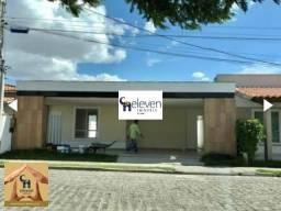 Casa 3/4 para aluguel condomínio fechado no SIM