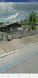 Terreno com casa em tarilandia-jaru 42.000.00