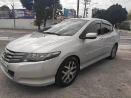 Honda City Lx 1.5 Aut 2012 - 2012