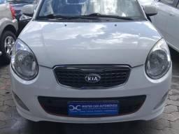 Kia Picanto EX3 1.0 2011 completo ( branco ) câmbio manual - 2011