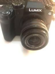 Câmera Panasonic Linux + acessórios