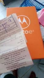 Moto e6 play novo na caixa nota fiscal mais informações ZAP *