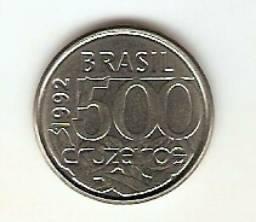 Moeda 500 Cruzeiros