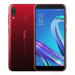 Artphone Asus ZB555 ZENFONE Max M2 Vermelho 32 GB.3GB DE RAM