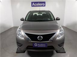 Nissan Versa 1.6 16v flex sv 4p xtronic - 2017