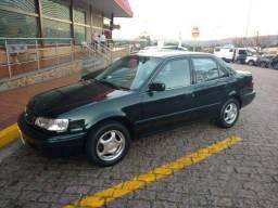 Toyota Corolla Automático - 2001/2001 - 1.8 - 16V - 2001