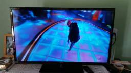 Vendo TV Philco 40 polegadas led smart wi.fi