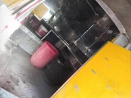Kombi food truck, pronta pra uso. Leia. - 1996