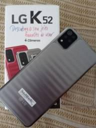 LG k52 lançamento