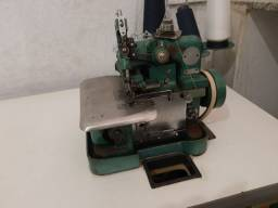 Máquina de costura overclock semi industrial