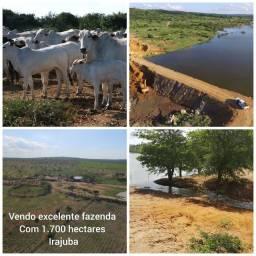 Vendo excelente fazenda Irajuba