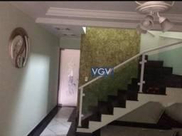 Sobrado com 3 dormitórios à venda, 115 m² por R$ 495.000,00 - Jaçanã - São Paulo/SP