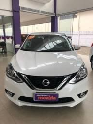 Nissan sentra sv 2.0 Flextart 16v CVT 2019