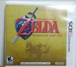 Zelda Ocarina of Time 3ds comprar usado  Vila Velha