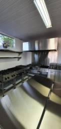 Equipamentos para sua cozinha linha cocção - Guilherme