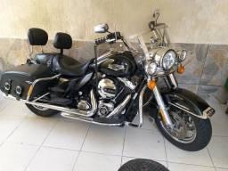 Harley Davidson Road King troco e financio aceito carro ou moto maior ou menor valor comprar usado  Rio de Janeiro