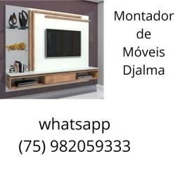 Montador de móveis Djalma