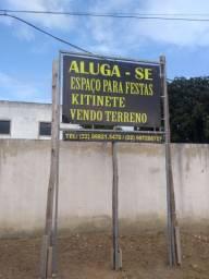 Aluga-se Kitnets próximo ao Farol de São Tomé