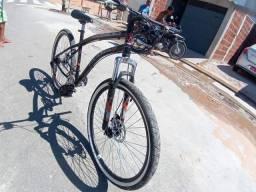 Bicicleta vendo ou troco em um celular do meu enterece