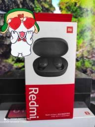 Redmi Air dots 2 IMPERDÍVEL da Xiaomi.. Novo.. lacrado.. Cartão