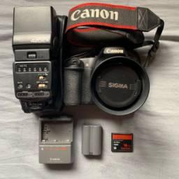 Camera fotográfica Digital Canon