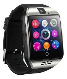 SmartWatch com chip, cartão de memória, camêra, Whatsapp, Twitter, Sync, Sms, gravador