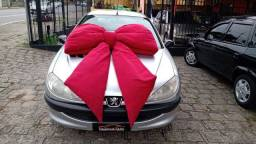 Peugeot 206 1.4 4p Completo Prata 2010 (S/ Entrada R$: 499,90) Financie Fácil