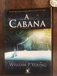 A Cabana Livro Em Perfeito Estado E Barato Willian P. Young