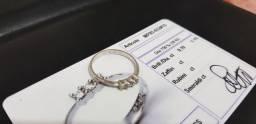 Anel diamanti Kimberley process