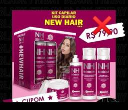 Kit completo NewHair!!!