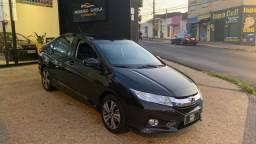 Honda City 1.5 16V 4P LX Flex Automático