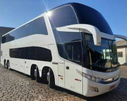 Ônibus Leito Cama Marcop Paradiso 1800 Dd G7 8x2 - Mercedes<br>Anunciado
