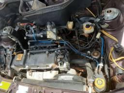 Motor parcial uno Fire gasolina