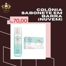 Colônia + Sabonete