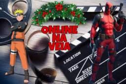 Filmes online na veia