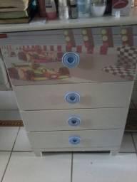Vendo cômoda personalizada pra vir buscar hoje valor 150 reais