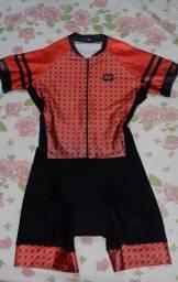 Roupa Ciclismo Macaquinho Ciclismo Befast Tamanho M ( speed ou Mtb)