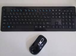 Mouse e Teclado sem fio