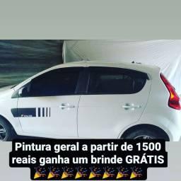 Título do anúncio: Pintura geral a partir de 1500 reais ganha um brinde GRÁTIS