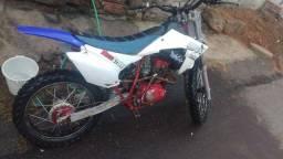 Vendo ou troco por uma mais forte, Aceito moto de rua !!