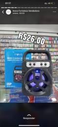 Título do anúncio: Caixa de som Inova excelente qualidade e preço.. boa qualidade