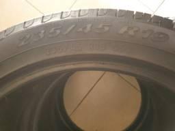 01 Pneu Scorpion 235/45/19 Pirelli Runflat