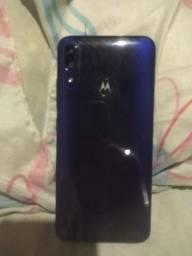 Título do anúncio: Motorola E 6 plus