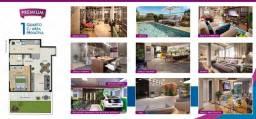 Título do anúncio: Vendo apartamento com área na planta no bairro Santa Efigênia