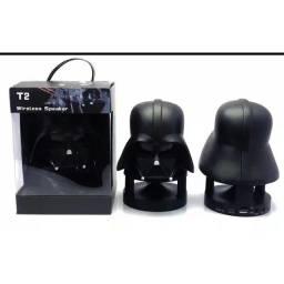 Título do anúncio: Caixa de som Darth Vader bluetooth