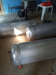 Solar aquecedores